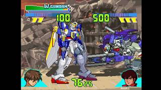 Gundam: Battle Assault | Wing Gundam | Playstation