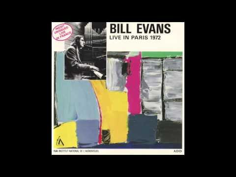Bill Evans - Live in Paris vol. I-II-III (1972 Full Album)