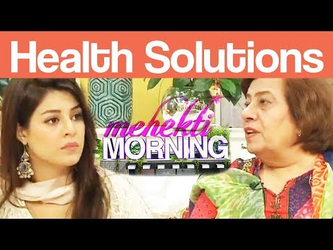 Mehekti Morning - Heath Solutions - 11 August 2017 - ATV