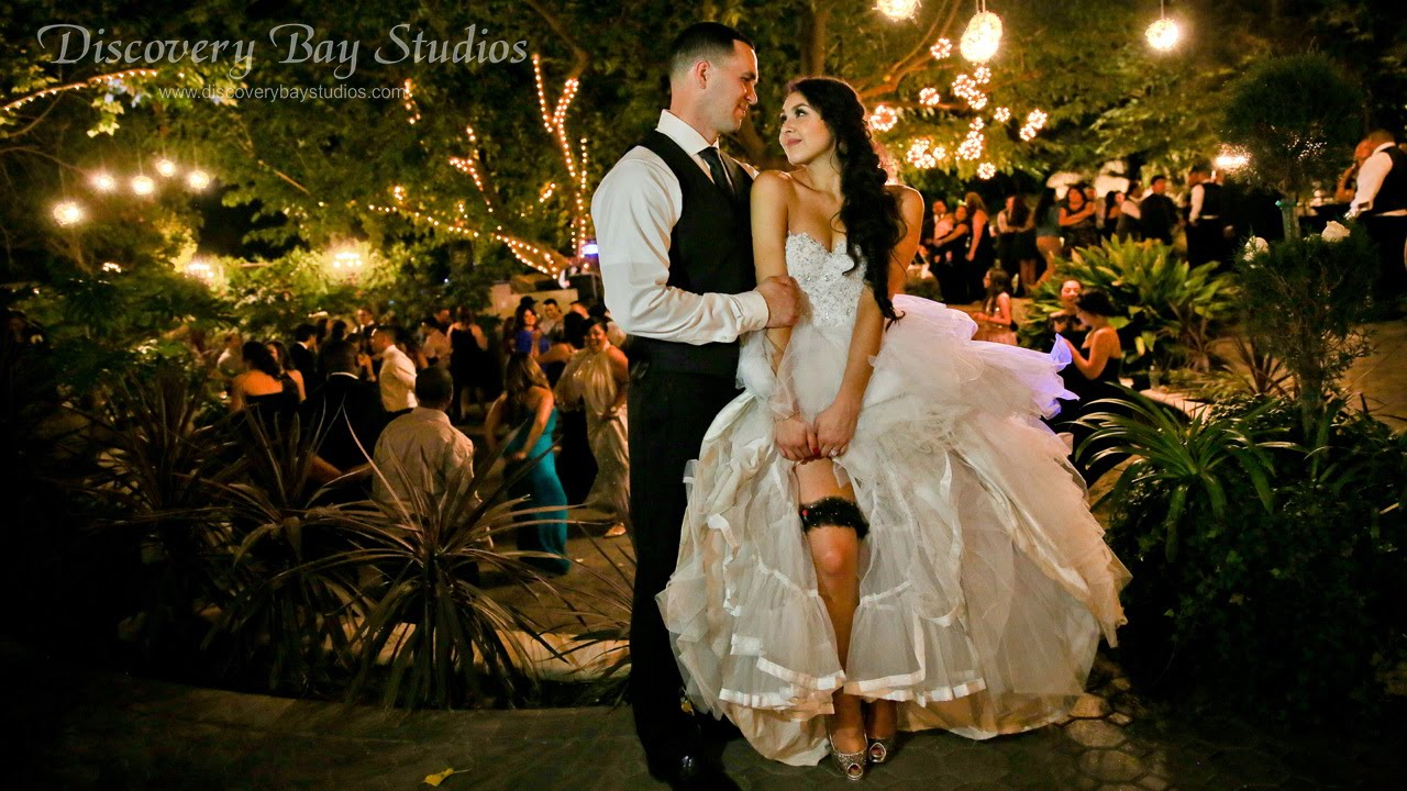 Brownstone Gardens Wedding Alexis & Lance - YouTube