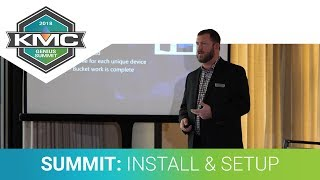 2018 KMC Genius Summit: KMC Commander Installation and Setup