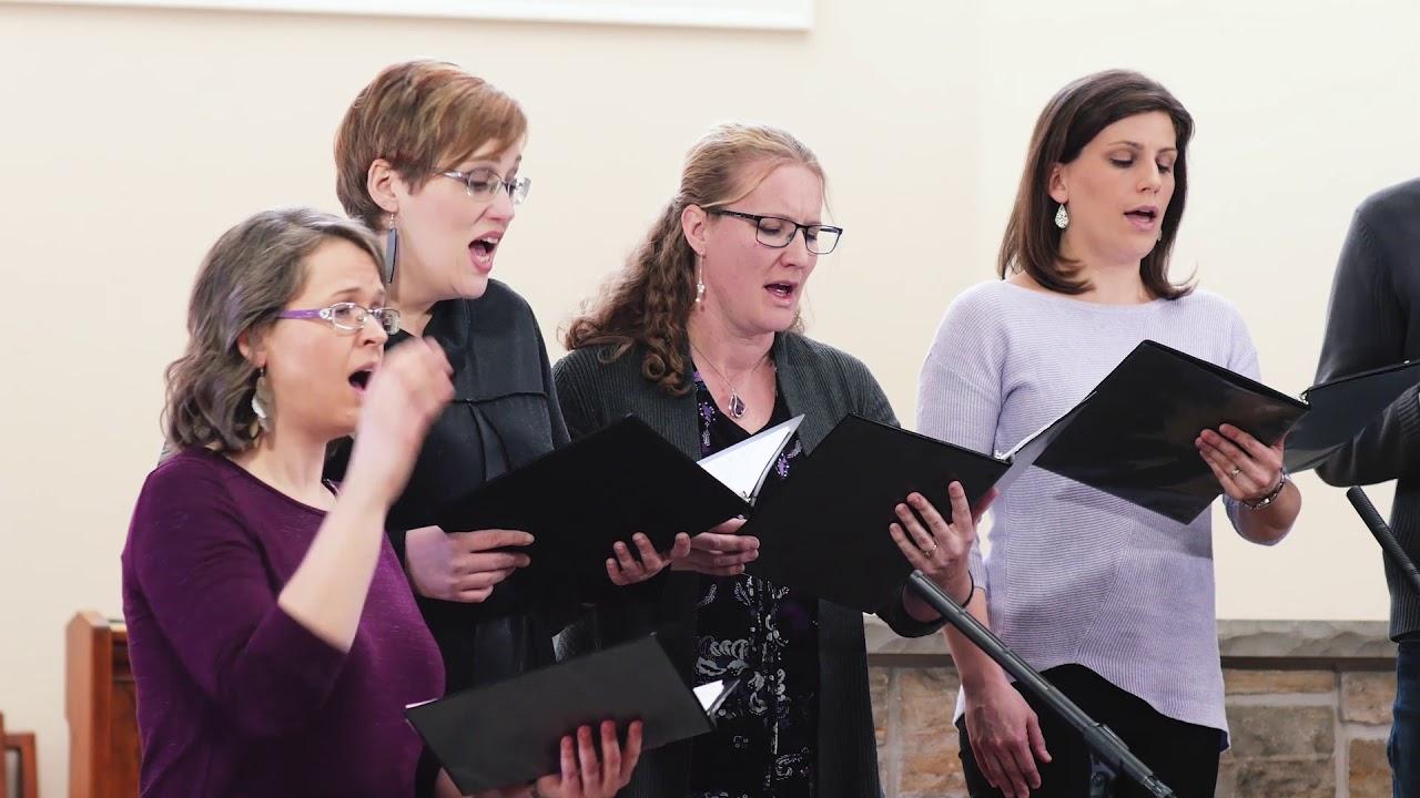 Jubilee Octet - Psalm 6 Genevan Psalter (Unison & Four-Part Harmony)