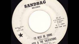 VITO AND THE SALUTATIONS - SO WONDERFUL (MY LOVE) / I