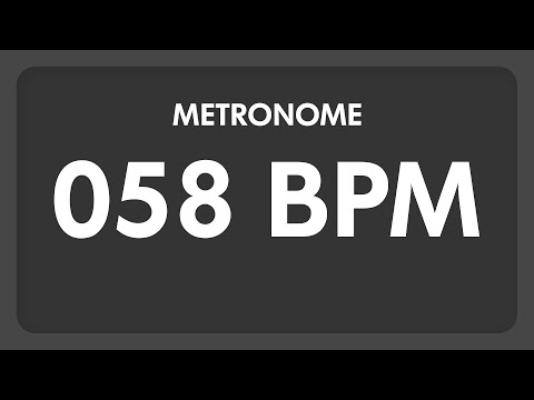 58 BPM - Metronome