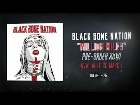 "Black Bone Nation - ""Million Miles"" - [Pre-Order now!]"