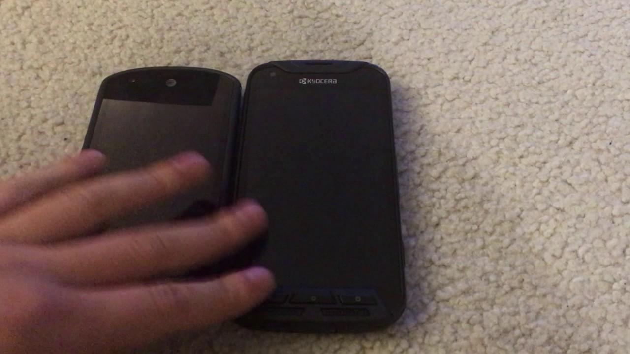 Tech Made Easy: Kyocera DuraForce Pro Smartphone