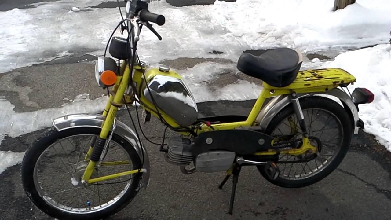 1978 Kreidler Moped