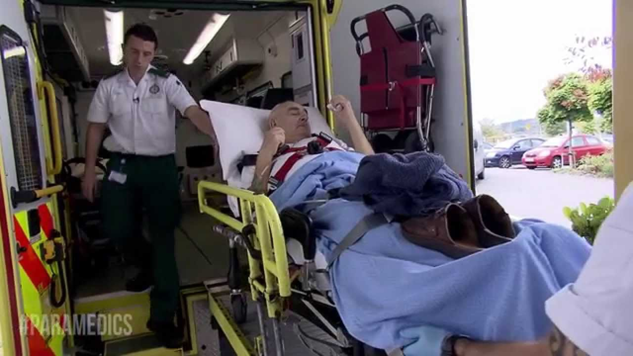 Paramedics Finale Exclusive Clip | TV3 Ireland - YouTube