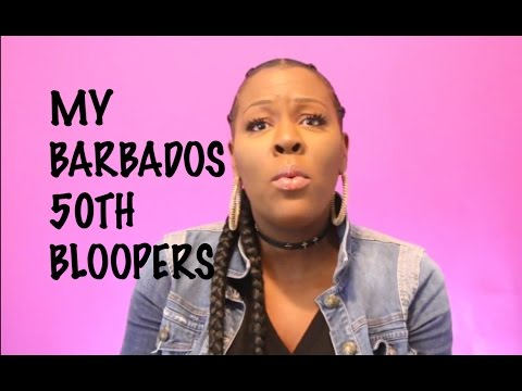 My Barbados 50th Bloopers!!! | Babbzy Media