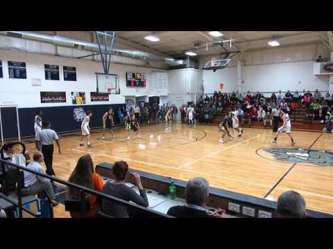Wake Christian Academy vs. North Raleigh Christian Academy Part1