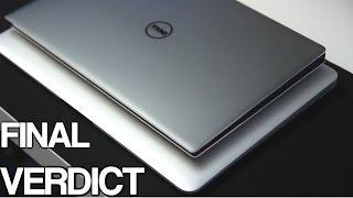 """Dell XPS 13 vs. MacBook Air 13"""" - The Final Verdict!"""