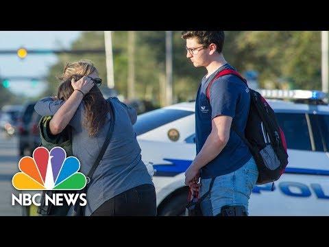 Broward County Authorities Hold Briefing On Florida School Shooting | NBC News