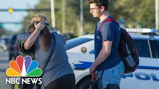 Broward County Authorities Hold Briefing On Florida School Shooting | NBC News
