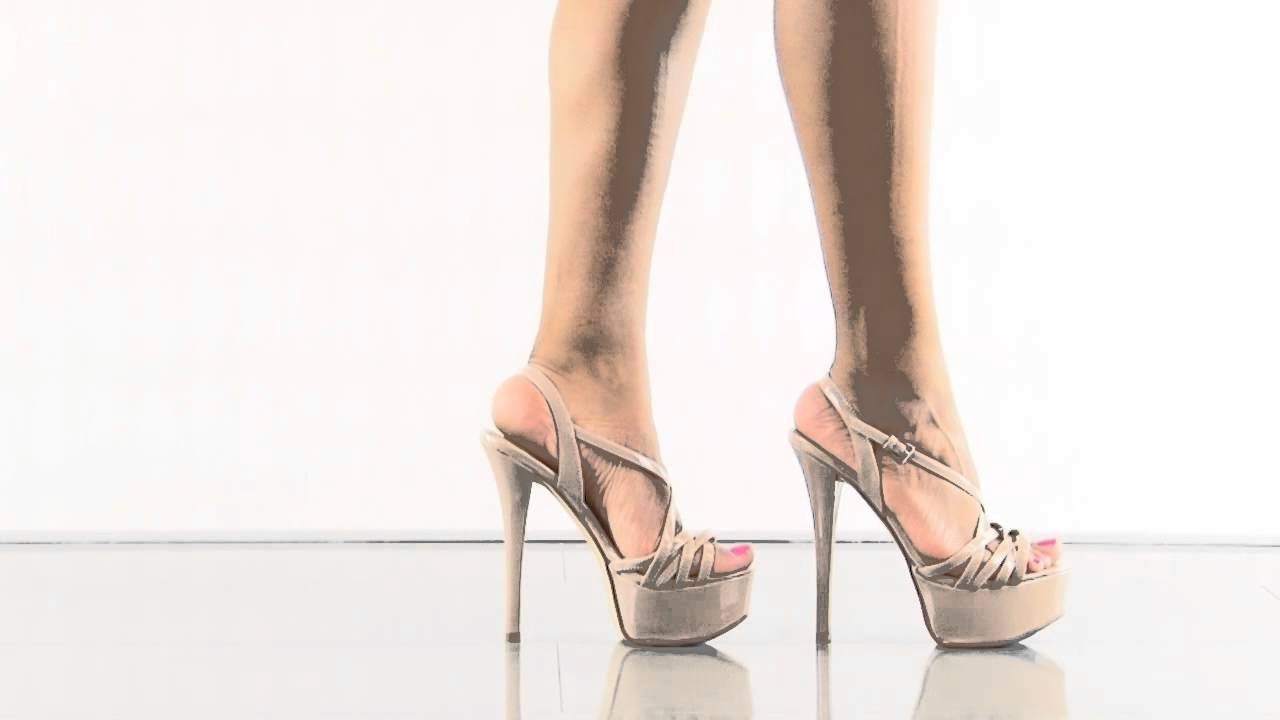 131c1fb6a0 Teaser in Nude Patent Chinese Laundry - YouTube