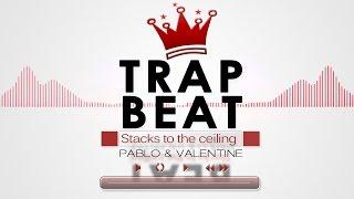 "HARD TRAP BEAT (Rap Instrumental) Sick Crazy Hip Hop Beat 2016   ""Stacks to the ceiling"""