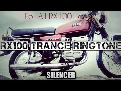 YAMAHA RX100 RINGTONE | SILENCER | MR. V A R A