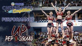 UP Pep Squad Full Performance | UAAP 82 CDC