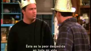 Friends - Season 8 The One with the Stripper - Chandler