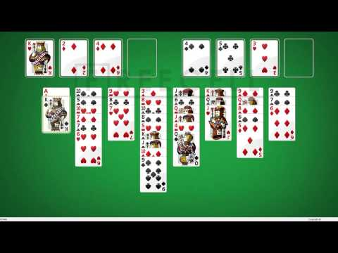 Solution to freecell game #27446 in HD