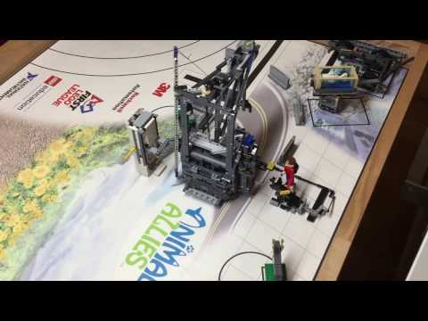FLL Animal Allies 2016 - 350 Points