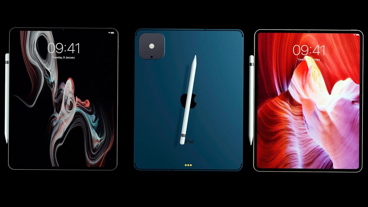 iPad Pro - 2021 - Trailer 4k - YouTube