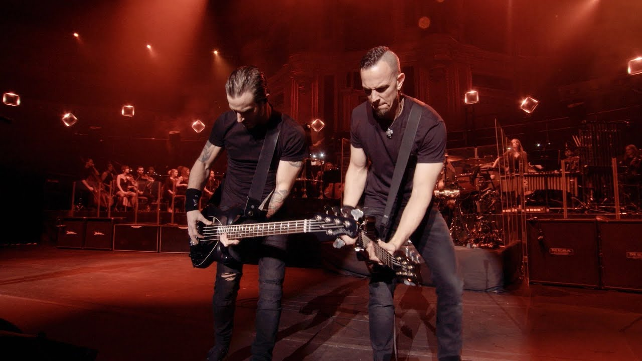 """Download Alter Bridge:  """"Addicted To Pain"""" Live At The Royal Albert Hall (OFFICIAL VIDEO)"""