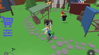 Spell Battle - Game play - ROBLOX
