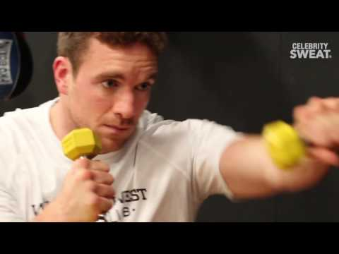 Celebrity Training Tips: Mike Lee, boxing, training and yoga