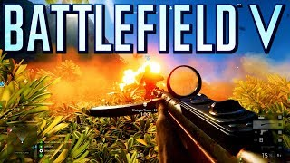 Battlefield 5: Pacific Theater Gameplay (Battlefield V)