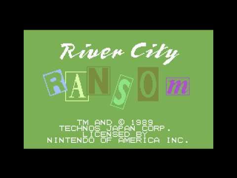 River City Ransom - Boss Theme 8bit Remix