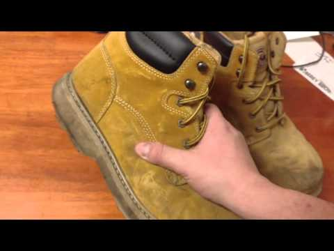 Review Of Brahma Work Boots