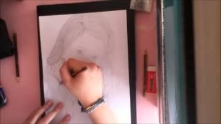 Renesmee-speed drawing
