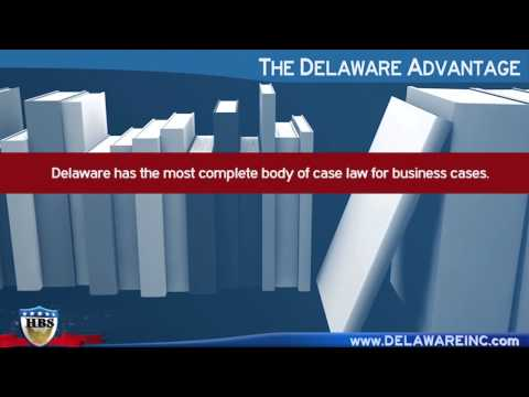 Why Incorporate In Delaware?
