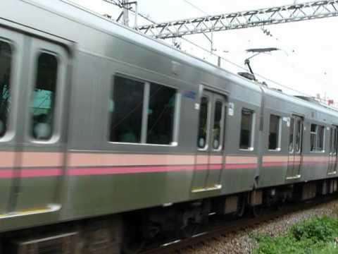 京王電鉄1000系5・6次車(サーモンピンク色) 急行 井の頭線