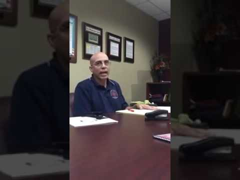 Assessment Center: Residential Structure Fire Response, with Chief Freddie