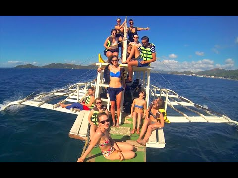 Coron, Palawan - Philippines 2016 - Snorkeling in Coral Paradise, wreck diving and island hopping