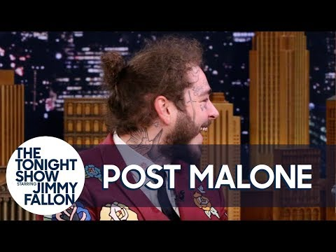 Post Malone Teases Posty Fest and Invites Jimmy to Olive Garden Mp3
