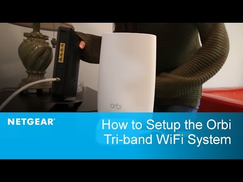 Netgear Orbi Router System - Apple Tech Talk