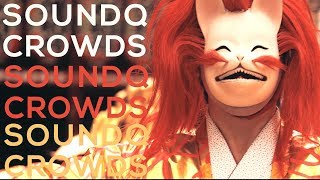 SOUNDQ ▲ Crowds ▲ Official Video ▲ 群衆