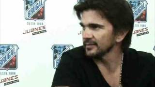 Juanes recorrerá España este verano con su gira 'P.A.R.C.E. Tour' entrevista-elEconomista.es
