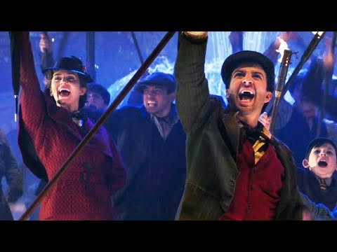 "Lin-Manuel Miranda SINGS ""Trip A Little Light Fantastic"" - Mary Poppins Returns Mp3"