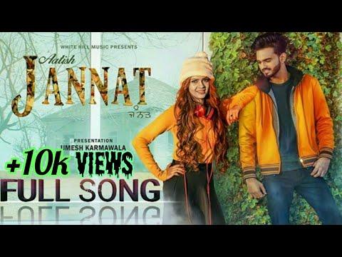 Jannat Mil Gayi (Full Song ) Aatish New Punjabi Song 2017-18 By RamaniJi Technical