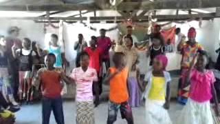 Igreja Refugiados do Congo Maratane - Nampula