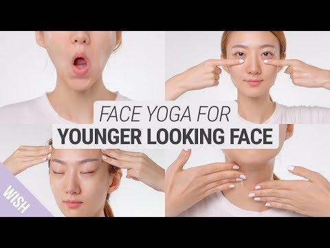 Beauty Gurus Swear by Face Yoga To Make You Look 5 Years Younger
