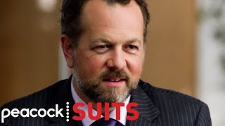Daniel Hardman Is Finally Ousted | Suits