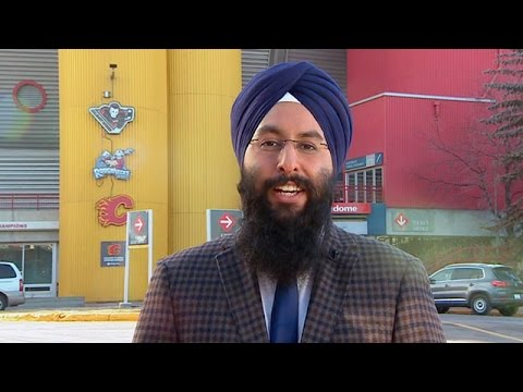 Sikh play-by-play announcer to make English debut in NHL broadcast from Calgary