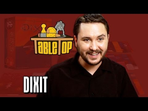 Dixit: Leo Chu, Casey McKinnon and Beth Riesgraf join Wil on TableTop, episode 12