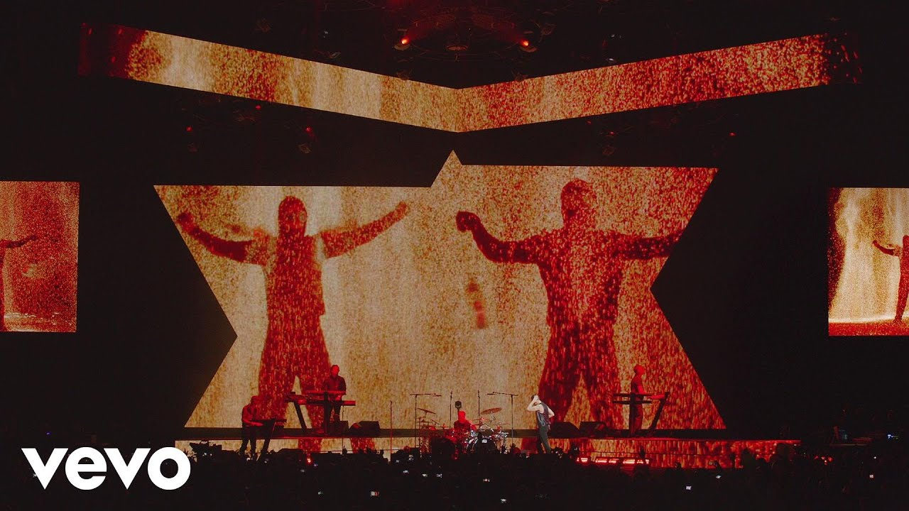 Depeche Mode Should Be Higher Live In Berlin Youtube