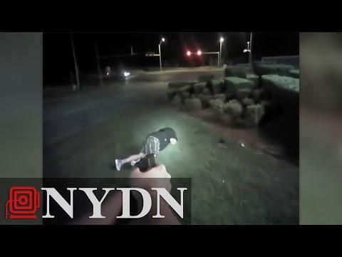 Suspect pulls BB gun on Texas cops, gets shot dead