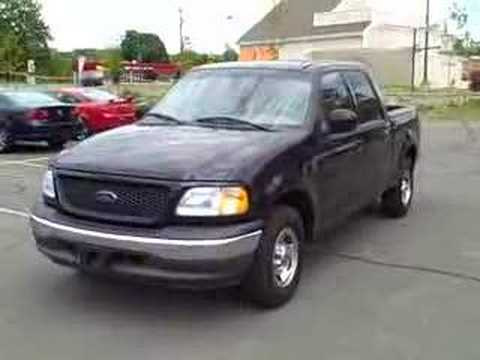 2001 Ford F 150 Super Crew Cab Used Pickup Ct Low Price